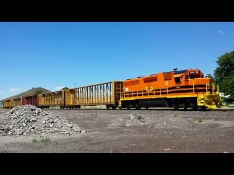 Central Oregon & Pacific Railroad at Gazelle, CA