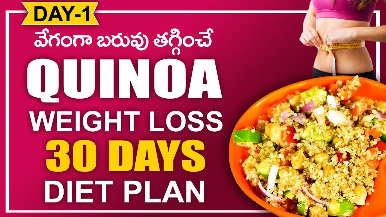 Quinoa Recipes For Weight Loss