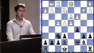 Alekhine vs. Bogoljubov | World Championship 1929 - GM Eric Hansen