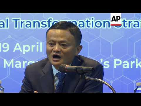 Chinese e-commerce giant Alibaba sets plans for Thailand