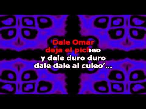 La Batidora con letra - Don Omar Karaoke