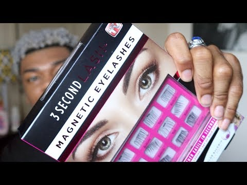 WASTED MY MONEY ON MAGNETIC LASHES | RON VUGGOTTA