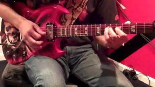 ACDC Girls Got Rhythm Guitar Lesson!