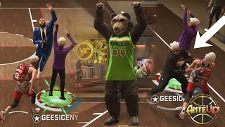 THEY CALL ME THE SCREEN ABUSER BECAUSE OF THIS! NBA 2K20 MASCOT GAMEPLAY!