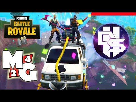 FORTNITE GETAWAY GAME-MODE WIN with DARKSNIPE II!!!