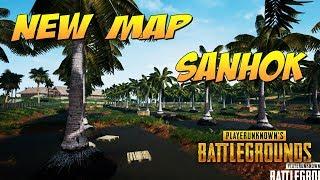 NEW MAPS SANHOK, PLAYERUNKNOWN'S BATTLEGROUNDS...