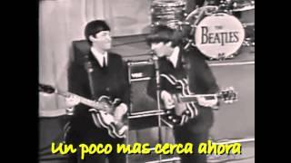 "The Beatles - ""Twist And Shout"" subtitulada Album Please Please Me (1963)"