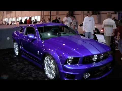 2005 2009 Mustang Compilation Youtube
