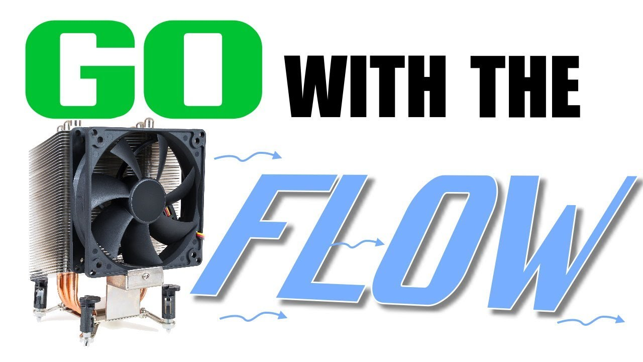 How To Have The Most Efficient Air Flow Inside Of Your PC
