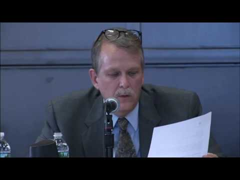 NYS Gaming Commission Meeting 8/30/16