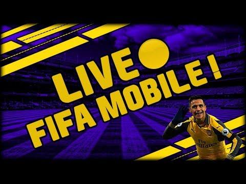 FIFA MOBILE 18 - Paczki , eventy , gadanie ! WBIJAJ !