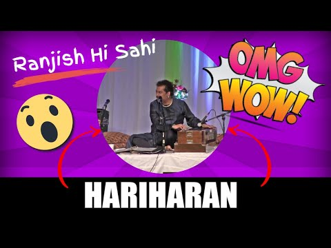 Ranjish Hi Sahi Episode 80 Hariharan in Atlanta 4-22-14