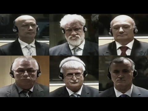 Presuda šestorki - Namjera etničkog čišćenja i stvaranje Velike Hrvatske