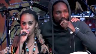"Nattali Rize & Notis ft. Kabaka Pyramid ""Generations Will Rize"" [LIVE]"