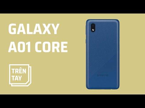 Samsung Galaxy A01 Core giá 590.000 đồng!?