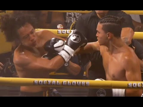 Faze Jarvis VS Michael Le (YouTube VS TikTok FIGHT)