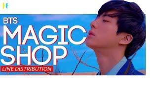 Video BTS (방탄소년단) - Magic Shop | Line Distribution download MP3, 3GP, MP4, WEBM, AVI, FLV Agustus 2018