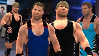 WWE '13 Community Showcase: Jack Swagger (PlayStation 3)