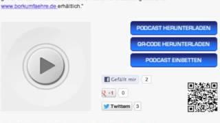 Borkum Podcast 1
