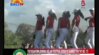 Download Video YAYASAN DWIJENDRA GELAR FESTIVAL BUDAYA SAMBUT HUT R1 MP3 3GP MP4