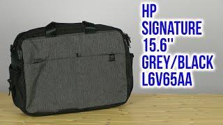 Розпакування HP Signature 15.6