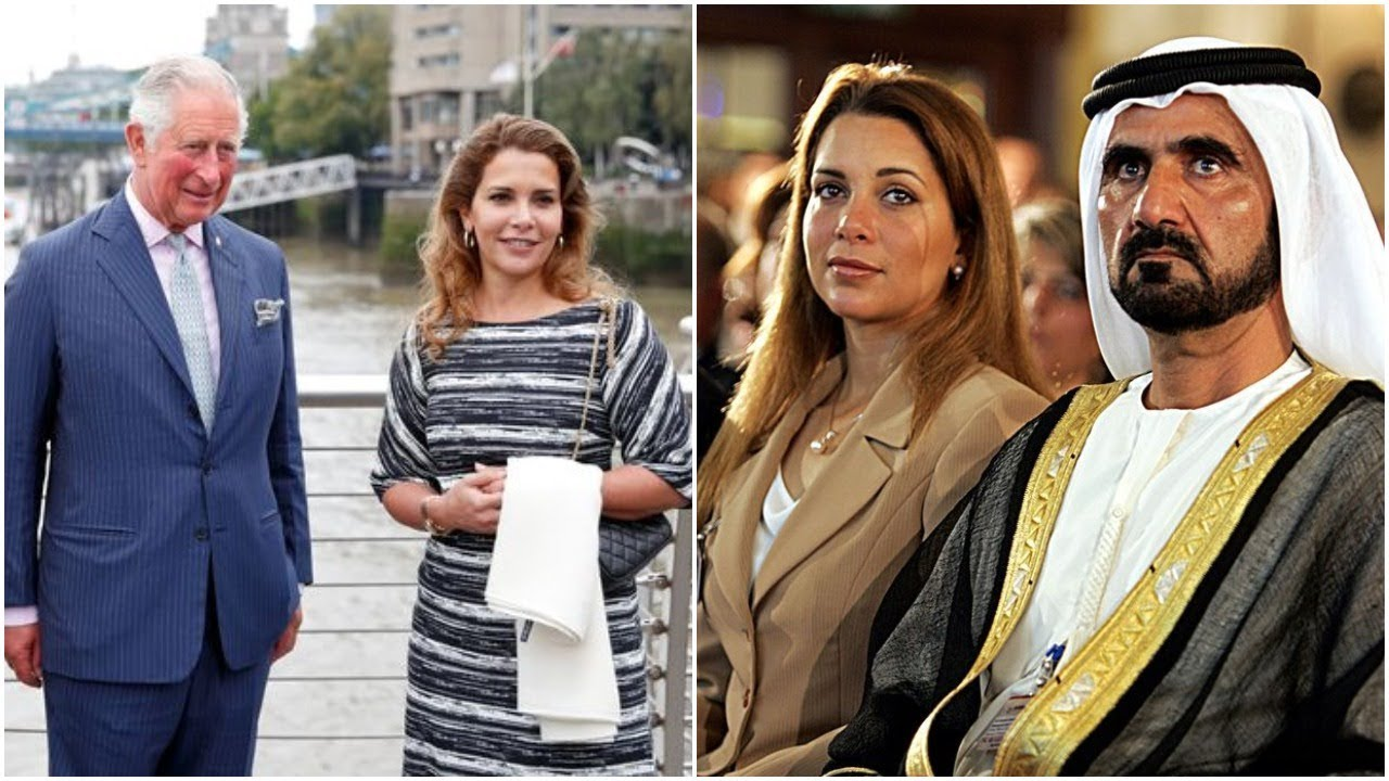 Here's Why Dubai's Princess Haya Ditch Dubai Billionaire Ruler and fled  with $40 Million and Kids