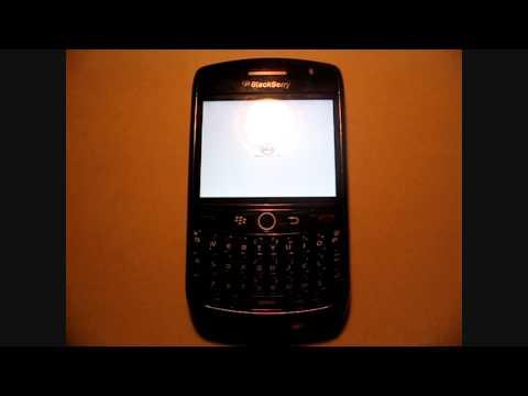 Blackberry Curve 8900 Fatal Software Error (Reload Software 552)