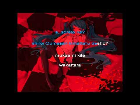 Miku World Is Mine Karaoke HD 720p