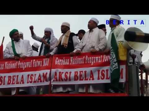 Video amatiran ! Rhoma Irama & Habib rizik Orasi 4 november 2016