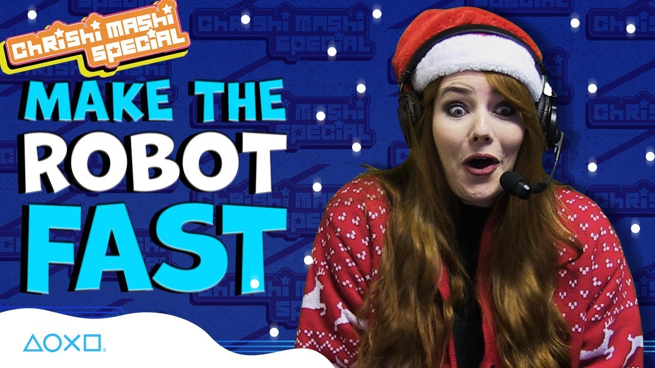 Download Chrishi Mashi Special Ep1 - MAKE THE ROBOT FAST