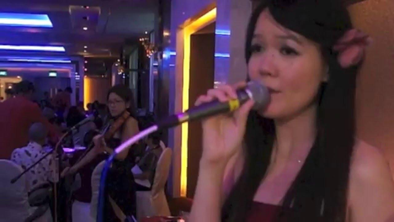 Yumetori At Weddings Wedding Singers Live Band Emcee Singapore