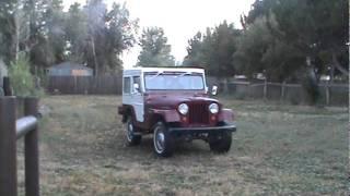 1965 Jeep Tuxedo Park CJ5A