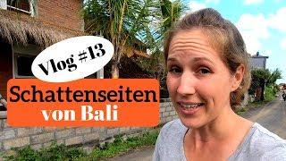 Auf BALI ist nicht alles toll: SCHATTENSEITEN 🕷💩 (Weltreise mit Kind, VLOG 13)