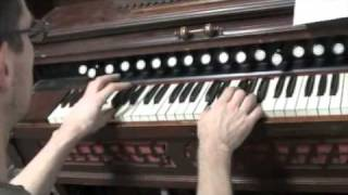 A walk through with Dean and a 1891 Bell Pump organ