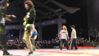 Les Twins | G Shock | Moments | Tokyo 2012