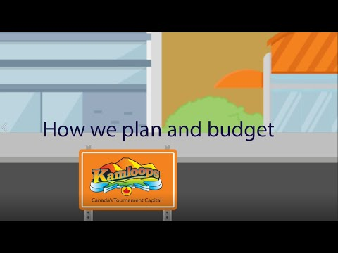 How we plan and budget