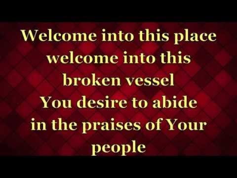 Gary Oliver - Welcome into this Place (Lyrics)