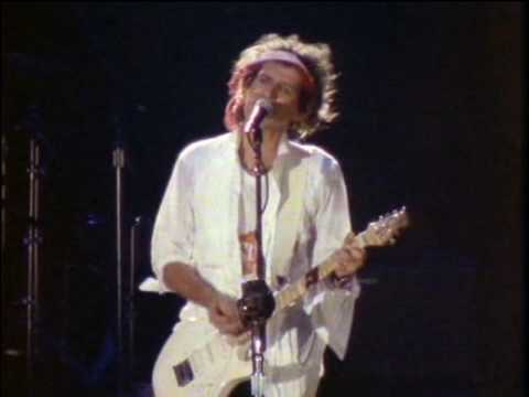 Keith Richards - Locked Away LIVE   1988