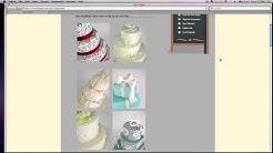Sacramento and Elk Grove Wedding Cake Company