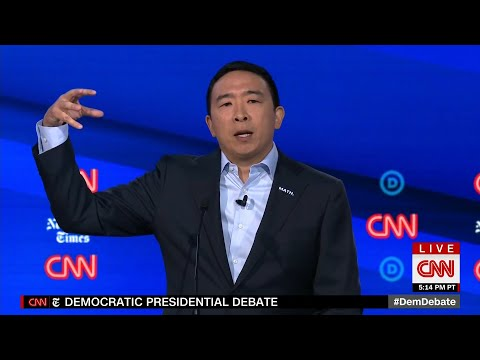 andrew-yang-gave-the-best-debate-answer-on-donald-trump's-impeachment