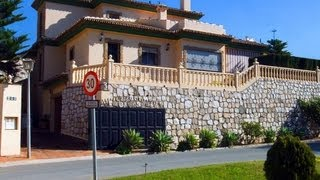 Id: 14716 Www.espana-holiday.com - Malaga Rental - Large Villa 500 M From Beach