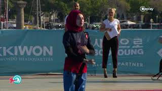 Day 3 Match Highlights of Rhodes 2018 World Taekwondo Beach Championships