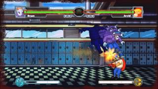 Battle High 2: All character combo vid