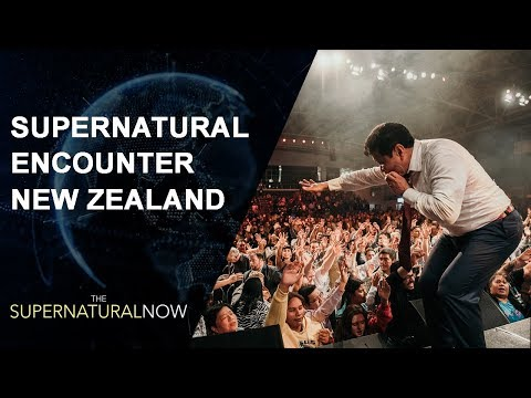 Supernatural Encounter New Zealand - The Supernatural Now | Aired on May 27, 2018