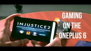Gaming on the OnePlus 6 | Digit.in