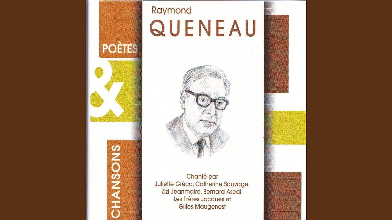 Queneau raymond Raymond Queneau