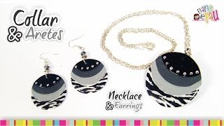 Combo Aretes-Collar / Combo Earrings-Necklace ★ GANADORES DEL CONCURSO / CONTEST WINNERS!!! Thumbnail