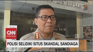 Download Video Polda & Kominfo Usut Web Skandal Sandiaga Uno MP3 3GP MP4