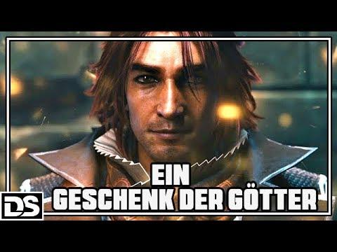 Assassin's Creed Origins Ein Geschenk der Götter Gameplay German  Final tasy 15 Quest