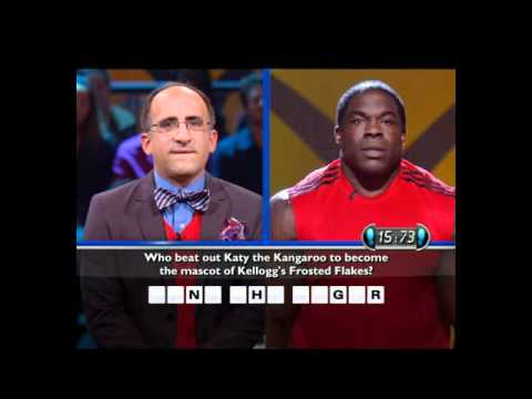 Kali Muscle - Who's Still Standing Game Show | Kali Muscle